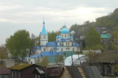 Храм весной 2