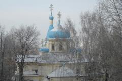 Храм зимой 2