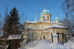 Храм зимой 3