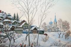 Георгий Прокшин. Железная дорога