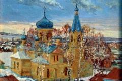Мутовкин Д.Церковь Крестовоздвиженская