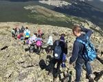 Уфимские скауты совершили многодневный поход по Южному Уралу