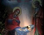 Рождественский вертеп в нашем храме