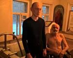 Крещение двух братьев в приюте