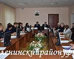 Заседание круглого стола в Ленинском районе г. Уфы