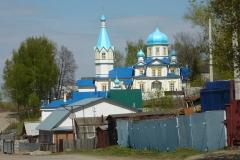 Храм весной 3
