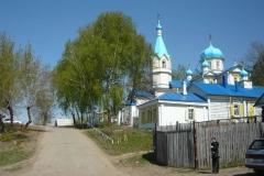 Храм весной 4
