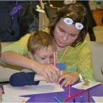 Занятия с детьми-аутистами