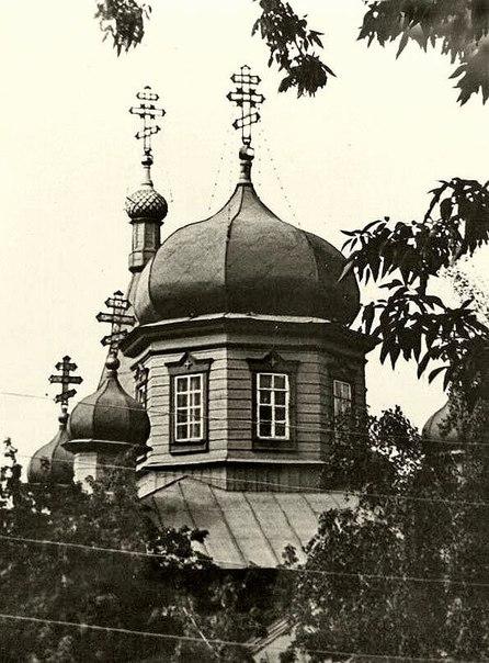 историческое фото храма